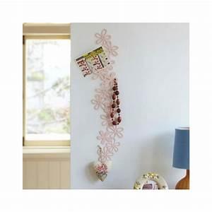 Porte Bijoux Mural : pat re porte bijoux mural fleurs grand mod le meubles et d coration tunisie ~ Teatrodelosmanantiales.com Idées de Décoration