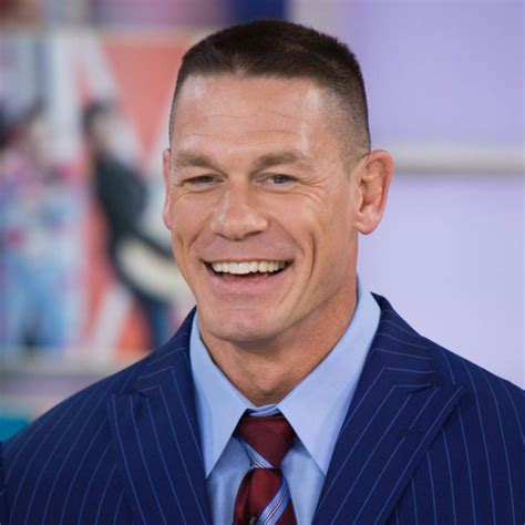John Cena Says Nickelodeon Slime Clean-Up Isn't Easy - E ...