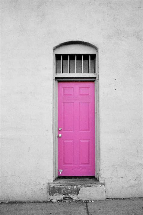 the pink door the pink door by astaticphotograph on deviantart