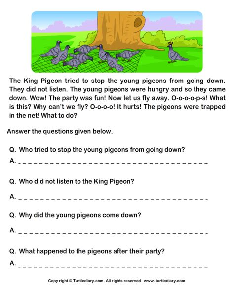 all worksheets 187 reading comprehension worksheets year 1