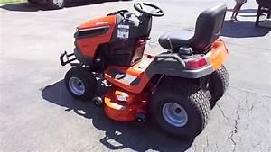 Husqvarna Yt48xls 48 U0026quot  Riding Lawn Mower Tractor Kawasaki Engine 24 Hp