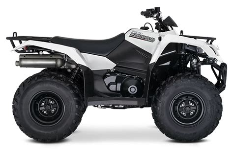 Suzuki Kingquad by 2019 Suzuki Kingquad 400asi Atvs Grass Valley California