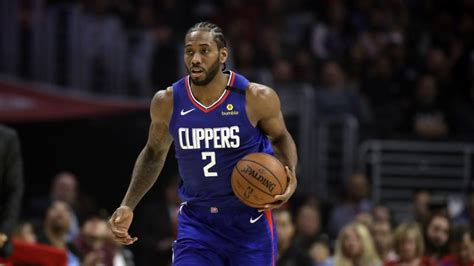 Kawhi Leonard not traveling with Clippers to Orlando