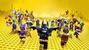 Wallpaper The Lego Batman Movie, 2017, Animation, HD, 4K ...