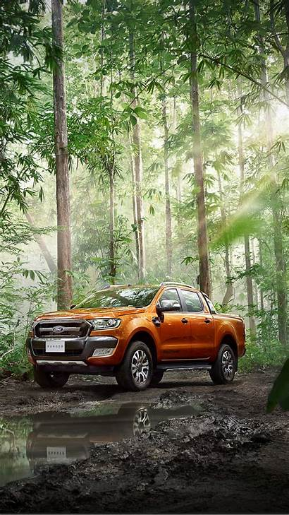 Ranger Ford Wallpapers Raptor Forest Iphone Reflection