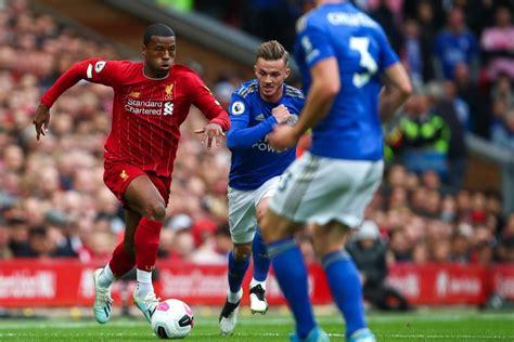 Football Prediction: Liverpool vs Leicester City