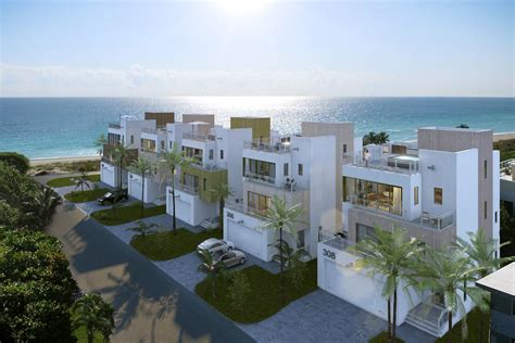 north beach houses launches sales in hollywood curbed miami