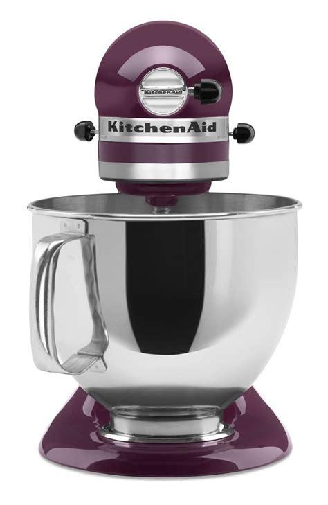kitchen aid mixer colors kitchenaid 5 quart tilt artisan series mixers