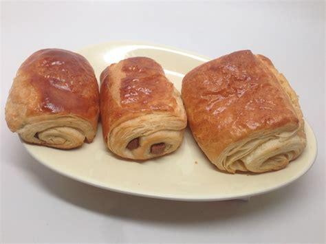 companion cuisine pains au chocolat pâte feuilletée levée méthode