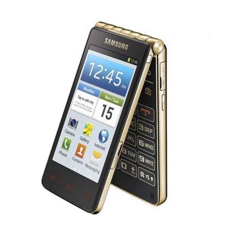 samsung launches galaxy golden  expensive android