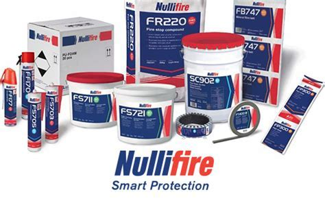 Nullifire Passive Fire Protection   Introduction   Laydex