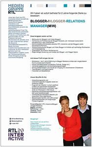 Was Ist Ein Vlogger : rtl sucht eine n blogger vlogger relations manager m w ~ Orissabook.com Haus und Dekorationen