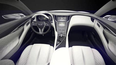 Q60 Interior by Infiniti Q60 Concept Interior