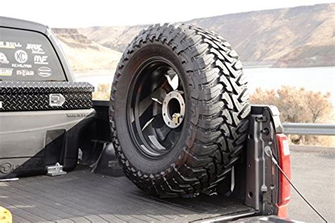 Truck Bed Spare Tire Carrier by Spare Tire Carrier For Up Trucks Free Shipping