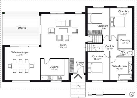 cuisine d exposition a vendre plan maison à étage avec sous sol ooreka