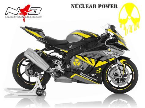Dekorsatz S1000rr Nuclear Power Limited Edition (44stück