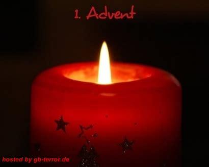 Die gesamte adventszeit blickt auf eine jahrhunderte alte tradition zurück. 1. Advent GB Bilder, Erster Advent Gaestebuch Bild ...