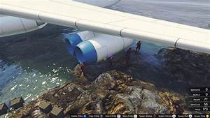 Gta 5 cargo plane crash site
