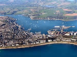 Falmouth Cornwall England