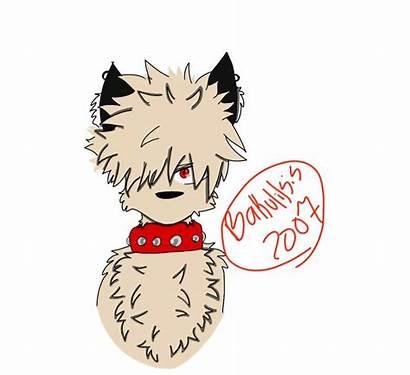 Wolf Bakugou Werewolf Form Pack Drawing 1080
