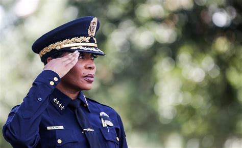 Dallas police Chief U. Renee Hall taking leave of absence ...