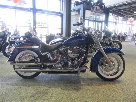 Harley Davidson Maryland by Harley Davidson Softail Deluxe Motorcycles For Sale In