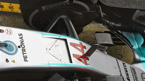 Now mercedes have brought it back but it is activated by the drs, making it perfectly legal under the technical regulations. F1 testing: Mercedes trial new nose with an S-duct at ...