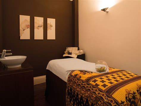 wood hall hotel spa spa facilities information
