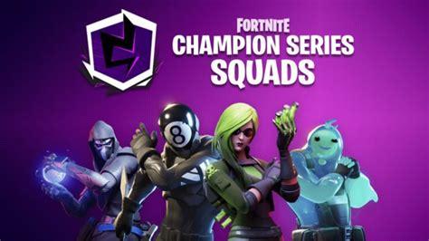 fncs squads platform specific tournaments competitive
