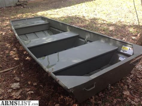 Jon Boat Brands armslist for sale trade brand new jon boat and