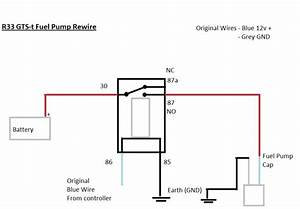 Airtex Fuel Pump Wiring Diagram