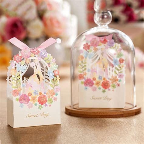 Candy Box Romantic Wedding Gift Box Elegant Luxury