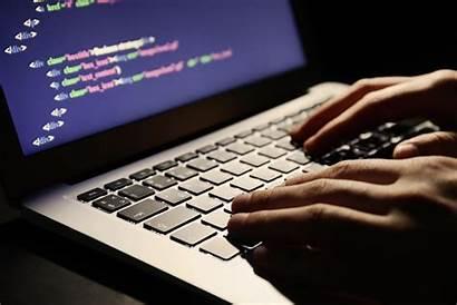 Computer Hacker Cyber Security Software Fraud Code