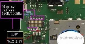 Solusi Masalah Lcd Nokia C2-08 C2-06 C2-03
