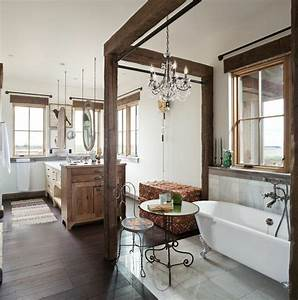 Möbel Country Style : rustikale m bel 50 beispiele f r moderne badm bel im landhausstil ~ Sanjose-hotels-ca.com Haus und Dekorationen