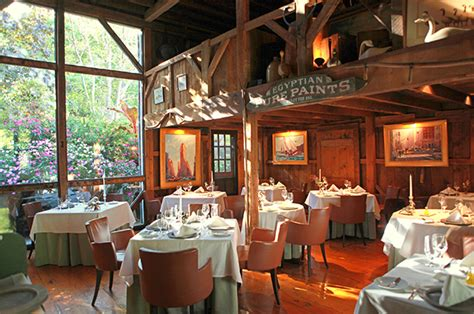 The Best Leafpeeping Restaurants In New England Forbes