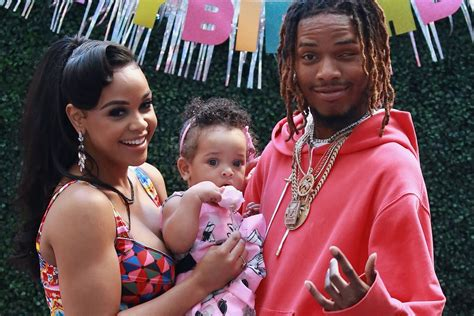 Fetty Wap Pops (baby) Bottles At His Daughter's Birthday