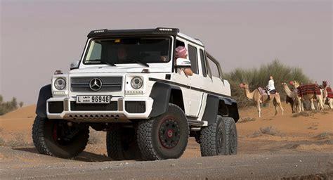 Mercedes 6x6 pickup truck (page 1). Mercedes-Benz G63 AMG 6x6 Pickup ~ Autooonline Magazine