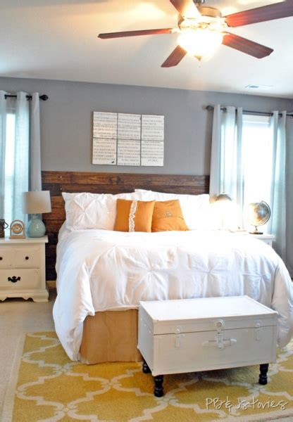 Beautiful Bedroom Makeover From Pb&j Stories Blog