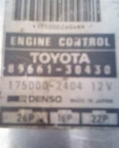 Wiring Diagram For Toyota 1uz
