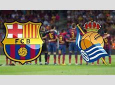 Barcelona Vs Real Sociedad Copa del Rey 20162017 IST