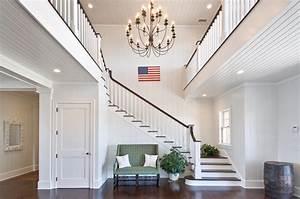Grand Foyer - Hamptons Habitat