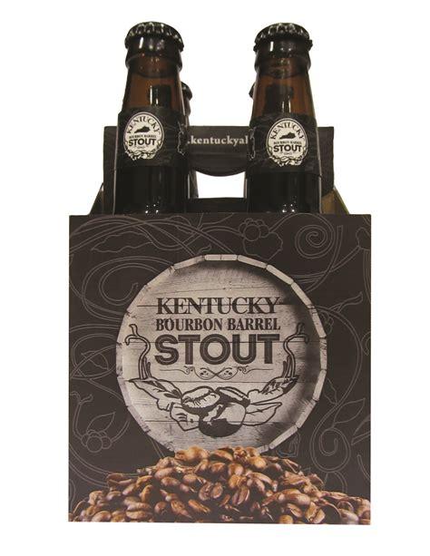 kentucky bourbon barrel stout released  blackberry