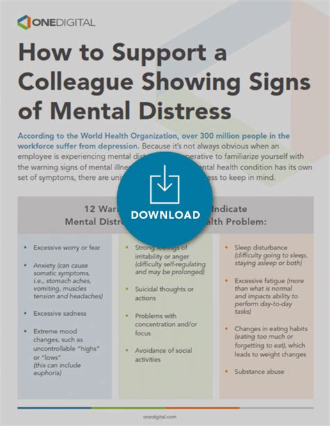 7 Ways To Support Mental Health In The Workplace Onedigital