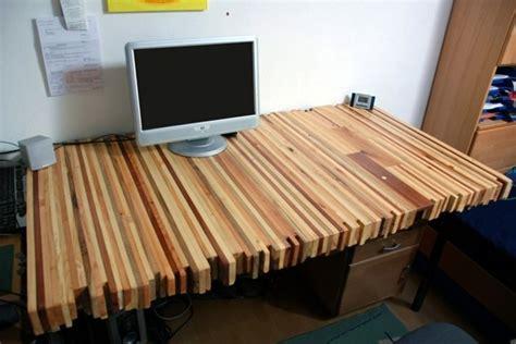 fabriquer bureau en palette fabriquer un bureau en palette dootdadoo com idées de