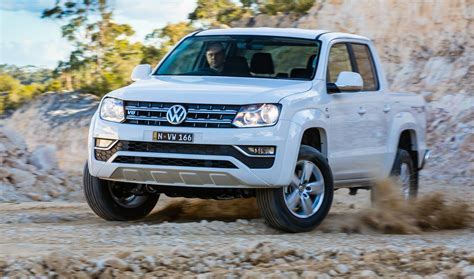 volkswagen amarok  sportline big power  entry price