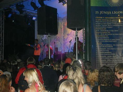 Kā tika pavadīti Līgo svētki 11.novembra krastmalā Rīgā ...