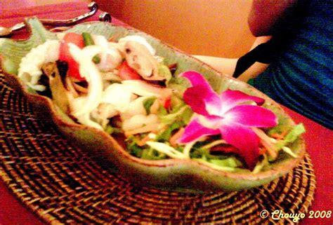 petit 騅ier cuisine au quot baan boran quot restaurant thaïlandais ier les tribulations d 39 une