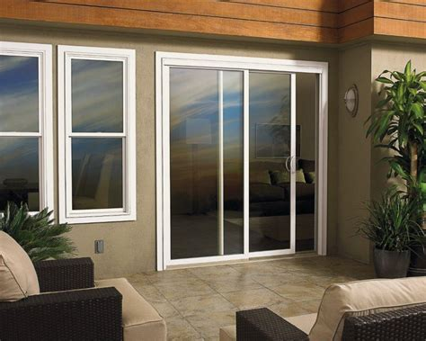 Door-Window : Appealing Exterior Sliding Door Designs To Perfect Your