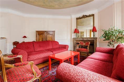 louer chambre d hotel au mois appartement de prestige 4 chambres et balcon filant rue